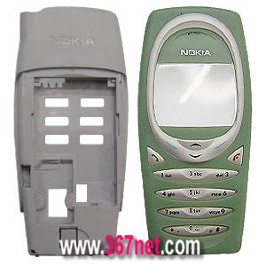 carcasa telefono movil nokia 3200:
