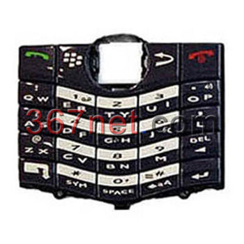 Blackberry pearl 8130 Keypad