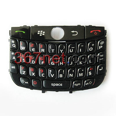 Blackberry curve 8900 Keypad