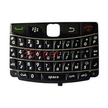 Blackberry bold 9700 Keypad