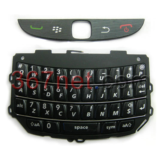 Blackberry torch 9800 Keypad