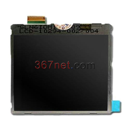 Blackberry pearl 8100 LCD