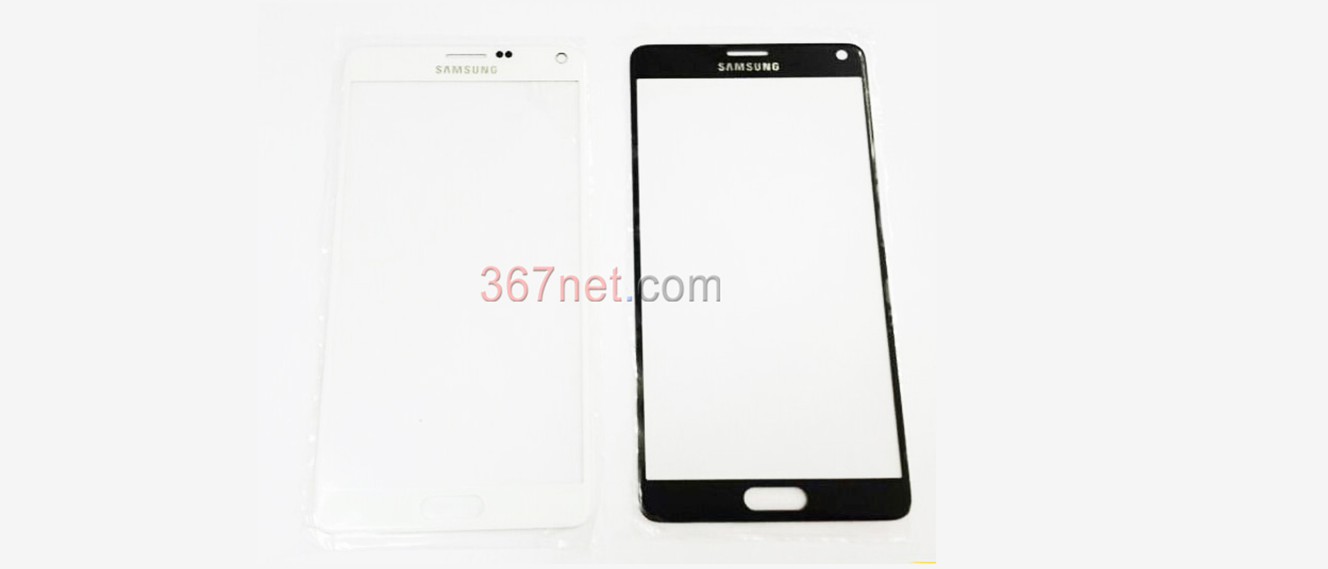 Samsung note 4 Glass