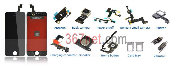 iPhone 5s parts