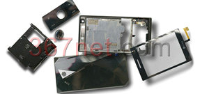 HTC touch diamond Housing