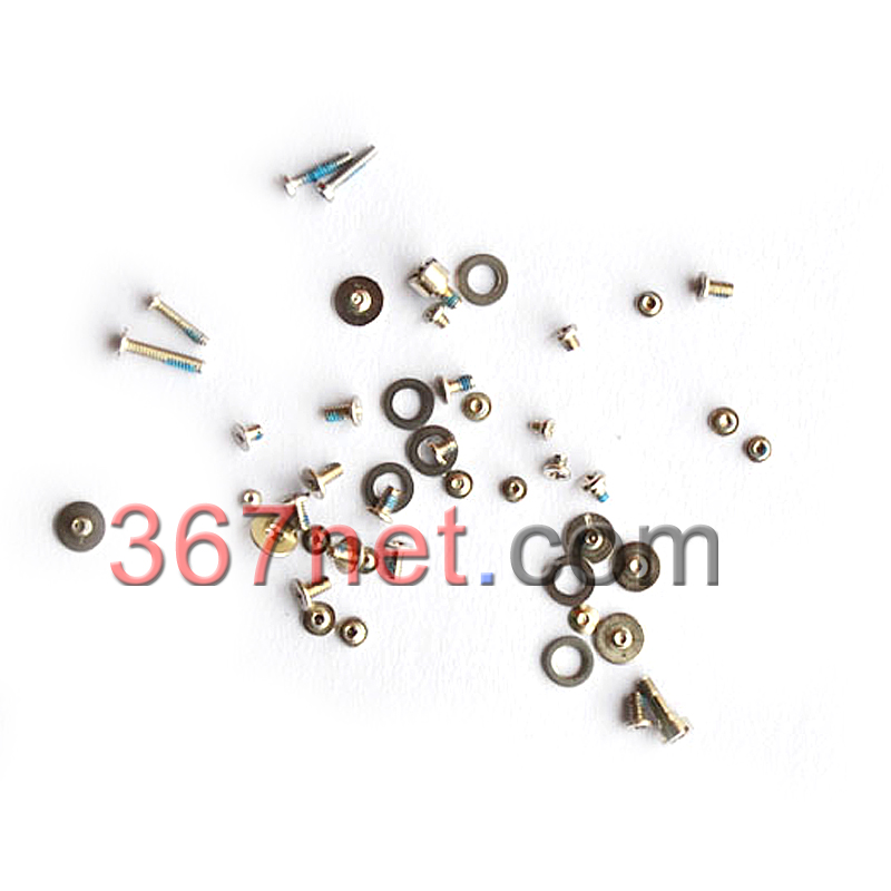 iPhone 4s screws