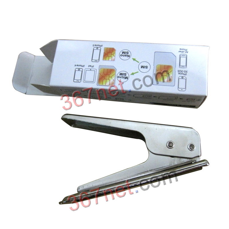 iPhone 5 sim cutter