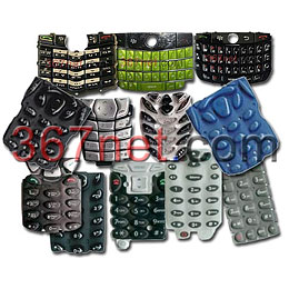 Blackberry 7750 Keypad